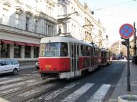 Прага. Tatra T3 №8334, Tatra T3 №8335