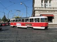 Прага. Tatra T3 №8309