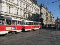 Прага. Tatra T3SUCS №7123