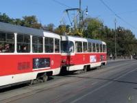 Прага. Tatra T3SUCS №7271