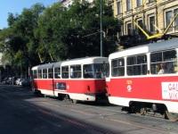 Прага. Tatra T3SUCS №7252, Tatra T3SUCS №7271