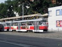 Брно. Tatra T3 №1606