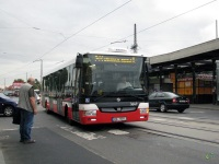 Прага. SOR NB 12 2AL 5514