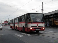 Прага. Karosa B941E 1AH 1783