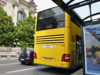 Берлин. MAN A39 Lion's City DD ND313 B-V 3152