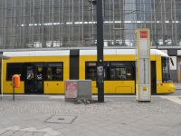 Bombardier Flexity Berlin GT6 №4012