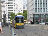 Берлин. Adtranz GT6 №1099