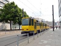 Берлин. Tatra KT4 №6098