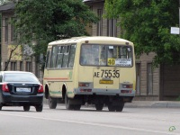 Вологда. ПАЗ-32054 ае755