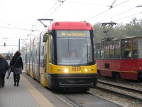 Варшава. PESA 120Na №3237