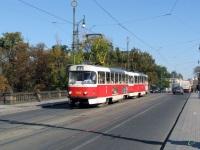 Прага. Tatra T3SUCS №7082