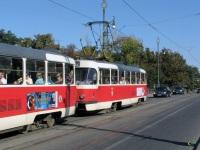 Прага. Tatra T3SUCS №7082, Tatra T3SUCS №7070