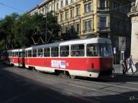 Прага. Tatra T3 №7070