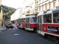 Прага. Tatra T3 №7210, Tatra T3SUCS №7275