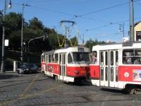 Прага. Tatra T3SUCS №7154, Tatra T3SUCS №7155