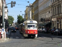Прага. Tatra T3SUCS №7094