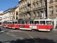 Прага. Tatra T3 №7095