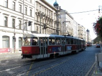 Прага. Tatra T3 №8435