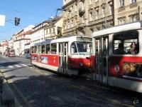 Прага. Tatra T3 №8239