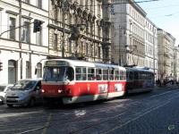 Прага. Tatra T3 №8218