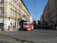 Прага. Tatra T3 №7066