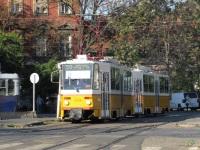 Будапешт. Tatra T5C5 №4343