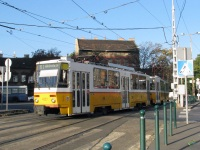 Будапешт. Tatra T5C5 №4027