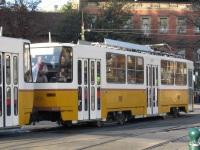 Будапешт. Tatra T5C5 №4033