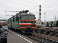 Смоленск. ВЛ80с-627