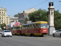 Харьков. Tatra T3SU №3024