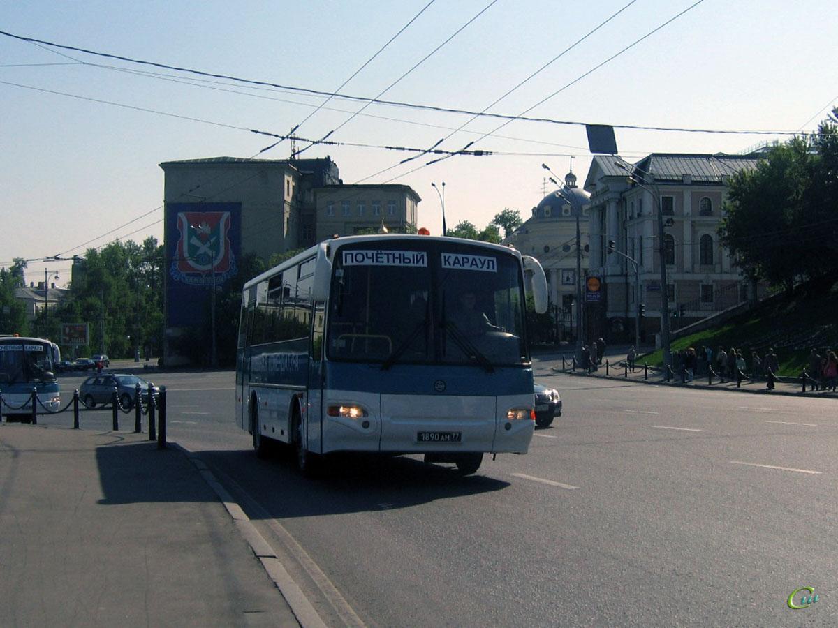 Москва. КАвЗ-4235 1890ам