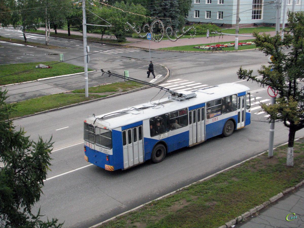 Ижевск. ЗиУ-682В-012 (ЗиУ-682В0А) №1283