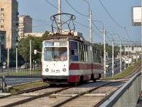 Санкт-Петербург. ЛВС-86К №3439