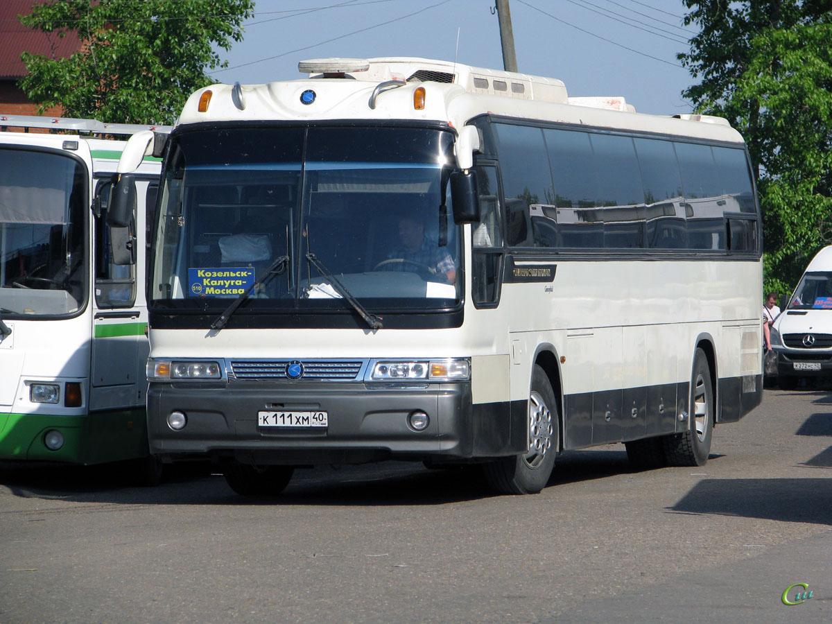 Обнинск. Kia Granbird к111хм