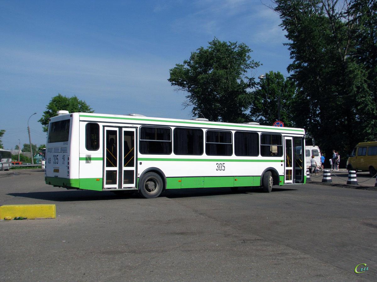 Обнинск. ЛиАЗ-5256 ав305