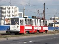 Санкт-Петербург. ЛВС-86К №7085