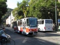 Прага. Tatra T6A5 №8626