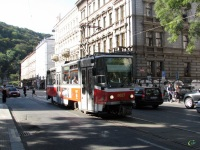 Прага. Tatra T6A5 №8627