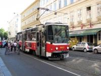 Прага. Tatra T6A5 №8603
