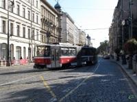 Прага. Tatra T6A5 №8666