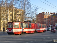 Санкт-Петербург. ЛВС-86К №0623