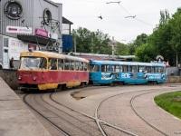 Киев. Tatra T3SU №5857, Tatra T3SU №5745