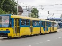 Киев. Tatra KT3 №412