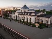 Могилев. Железнодорожный вокзал станции Могилёв-I