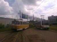 Тверь. Tatra T3SU №235, 71-608К (КТМ-8) №261