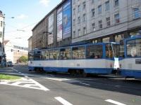 Острава. Tatra T6A5 №1128
