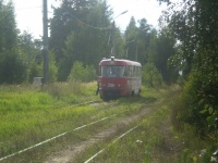 Тверь. Tatra T3SU №209