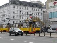 Варшава. Konstal 105Nf №1430