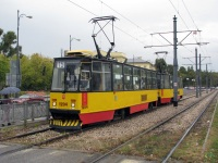 Варшава. Konstal 105N №1204