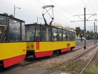 Варшава. Konstal 105N №1205